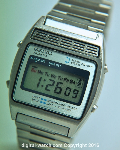 Seiko A135 5000 A Series Vintage Digital Watch