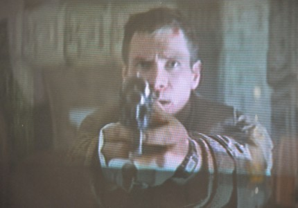 1982 Harrison Ford as Deckard in Ridley Scotts Sci-Fi classic